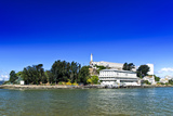 Landscape - Alcatraz Island - Prison - San Francisco - California - United States Photographic Print by Philippe Hugonnard