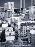 San Francisco - Californie - United States Photographic Print by Philippe Hugonnard