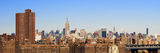 Panoramic - Landscape - Manhattan - New York City - United States Photographic Print by Philippe Hugonnard