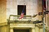 Wall Street - New York stock exchange - Manhattan - NYC - United States Photographic Print by Philippe Hugonnard