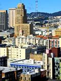 San Francisco - Californie - United States Photographic Print by Philippe Hugonnard