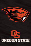 Oregon State Beavers NCAA Sports Poster Photo