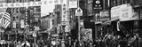 Panoramic - Urban Landscape - Chinatown - Manhattan - New York City - United States Photographic Print by Philippe Hugonnard