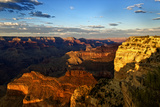 Sunset - Grand Canyon - National Park - Arizona - United States Photographic Print by Philippe Hugonnard
