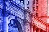 Courthouse - Building - Manhattan - New York City - United States Photographic Print by Philippe Hugonnard