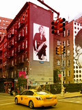 Street Scenes - Soho - Manhattan - New York - United States Photographic Print by Philippe Hugonnard