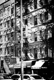 Landscape - Little Italy - Manhattan - New York City - United States Photographic Print by Philippe Hugonnard