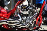 Motorcycles - NYC - United States Photographic Print by Philippe Hugonnard