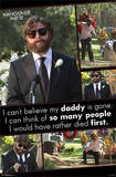 The Hangover III - Funeral Movie Poster Print