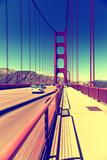 Golden Gate Bridge - San Francisco - California - United States Photographic Print by Philippe Hugonnard
