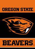 NCAA Oregon State Beavers 2-Sided Garden Flag Flag