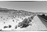 Route Dans Le Parc National De La Vallée De La Mort Reproduction photographique par Philippe Hugonnard
