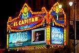 Teatro El Capitán de noche, Los Angeles II Lámina fotográfica por Philippe Hugonnard