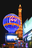 Le Paris - Casino - Las Vegas - Nevada - United States Photographic Print by Philippe Hugonnard