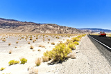 Road view - Death Valley National Park - California - USA - North America Photographic Print by Philippe Hugonnard