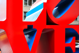 Love signs - modern Art - Manhattan - New York City - United States Photographic Print by Philippe Hugonnard