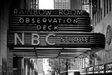 Nbc studios - Manhattan - New York City - United States Photographic Print by Philippe Hugonnard