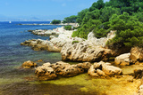 Iles de Lerins - Cannes - France Photographic Print by Philippe Hugonnard