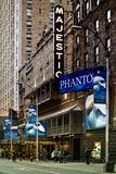 El Fantasma de la Ópera en el Majestic de Times Square Lámina fotográfica por Philippe Hugonnard