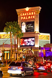 Ceasars Palace - hotel - Casino - Las Vegas - Nevada - United States Photographic Print by Philippe Hugonnard