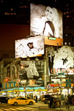 Advertising - Times square - Manhattan - New York City - United States Photographic Print by Philippe Hugonnard