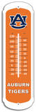 NCAA Auburn Tigers Outdoor Thermometer Tin Sign