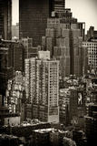 Urban Landscapes - Garment District - Manhattan - The New Yorker - United States Photographic Print by Philippe Hugonnard