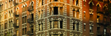 Panoramic - Buildings and Structures - Harlem - Manhattan - New York City - United States Photographic Print by Philippe Hugonnard