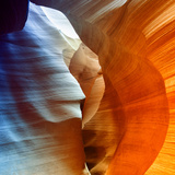 Antelope Canyon - Page - Arizona - United States Photographic Print by Philippe Hugonnard