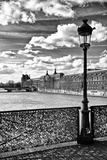 Pont des Arts View - Paris Photographic Print by Philippe Hugonnard