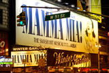 Mamma Mia - the musical - Times Square - Manhattan - New York City - United States Photographic Print by Philippe Hugonnard