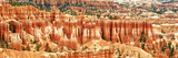 Panoramic Landscape - Bryce Amphitheater - Utah - Bryce Canyon National Park - United States Photographic Print by Philippe Hugonnard