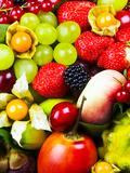 Surtido de frutas XV Lámina fotográfica por Philippe Hugonnard