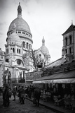 Sacre-Cœur Basilica - Montmartre - Paris - France Reprodukcja zdjęcia autor Philippe Hugonnard