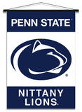NCAA Penn State Nittany Lions Indoor Banner Scroll Pergamino