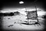 Navajo Reserve, Monument Valley Fotodruck von Philippe Hugonnard