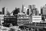 Urban Landscape - Car wash - Manhattan - New York City - United States Photographic Print by Philippe Hugonnard