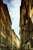 Provencal Street - French Streets - Nice - France Photographic Print by Philippe Hugonnard