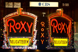Advertising - Roxy - Times square - Manhattan - New York City - United States Photographic Print by Philippe Hugonnard