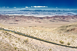 Dante's view - Blacks mountains - Death Valley National Park - California - USA - North America Photographic Print by Philippe Hugonnard