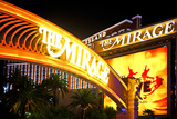 Le Mirage - hotel - Casino - Las Vegas - Nevada - United States Photographic Print by Philippe Hugonnard