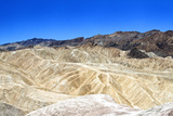 Zabriskie Point - Furnace Creek - Death Valley National Park - California - USA - North America Photographic Print by Philippe Hugonnard