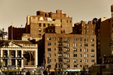 Urban Landscape - Union Square - Film Academy - Manhattan - New York City - United States Photographic Print by Philippe Hugonnard