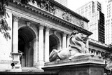 New York Public Library - Manhattan - United States Photographic Print by Philippe Hugonnard