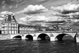 Pont Royale - Paris - France Photographic Print by Philippe Hugonnard