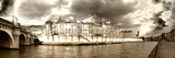 Panoramique De L'Îles Saint Louis À Paris Photographie par Philippe Hugonnard