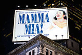 Advertising - Mamma Mia - Times square - Manhattan - New York City - United States Photographic Print by Philippe Hugonnard