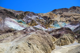 Artist's Palette - Death Valley National Park - California - USA - North America Photographic Print by Philippe Hugonnard