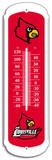 NCAA Louisville Cardinals Outdoor Thermometer Tin Sign