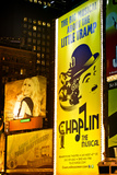 Advertising - Chaplin the musical - Times square - Manhattan - New York City - United States Photographic Print by Philippe Hugonnard